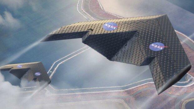 NASA розробило унікальний літак майбутнього: фото