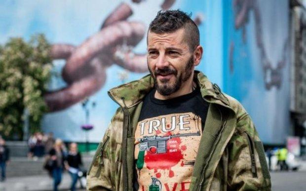 Итальянец рассказал, почему воюет за Украину