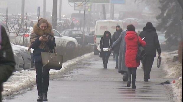 Вулиці міста, фото: скріншот з відео