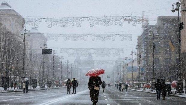 Погода в Киеве, фото: Информатор