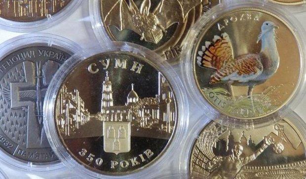 Завтра в обіг введуть нову 5-гривневу монету