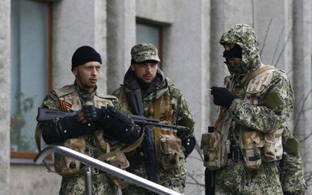 """Боевики атаковали украинский """"опорник"""", есть раненые"""