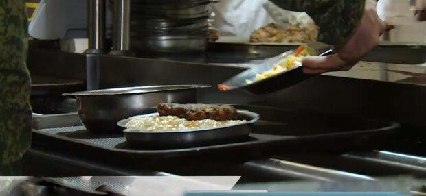 Столовая, фото: скриншот из видео