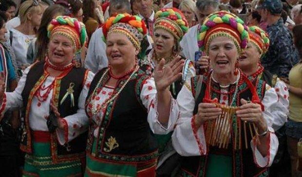 На Полтавщині проходить Сорочинський ярмарок (фото)