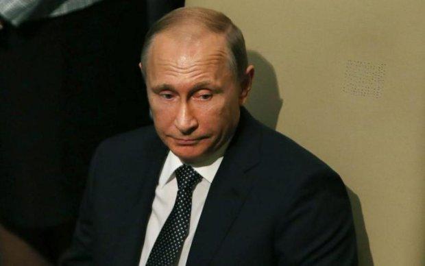 Путін з'явився на вулицях Одеси