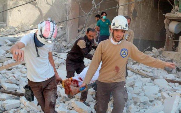 Авіація Асада розправилась з мирними жителями: сотні жертв