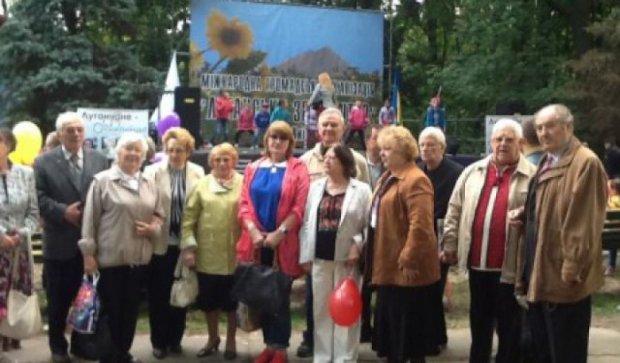 Сьогодні в столиці святкують 220-річчя Луганська (фото)