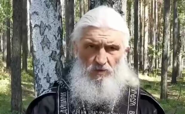 Схиигумен Сергій, фото: youtube