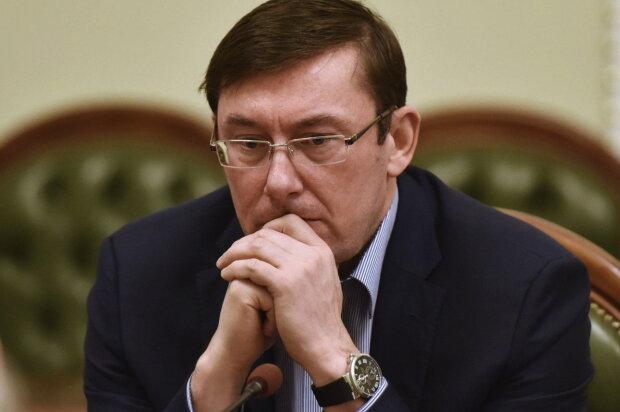 Луценко подав заяву у відставку: офіційний документ ГПУ