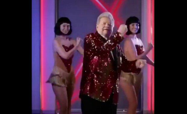 Михаил Поплавский, скриншот с видео