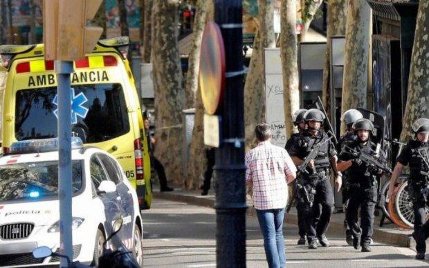 Под Барселоной копы расстреляли смертника