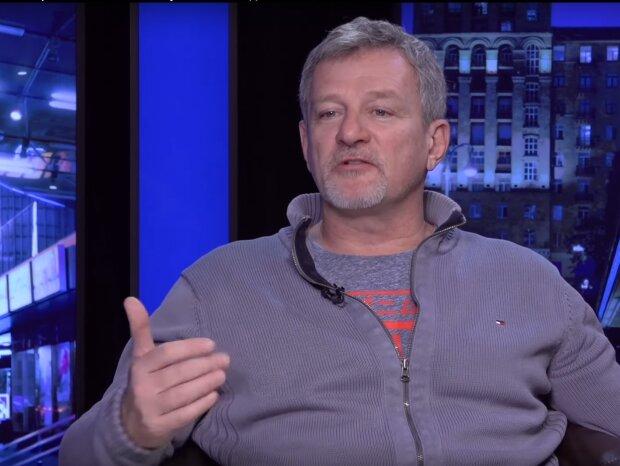 Андрій Пальчевський, кадр з відео Рoliteka