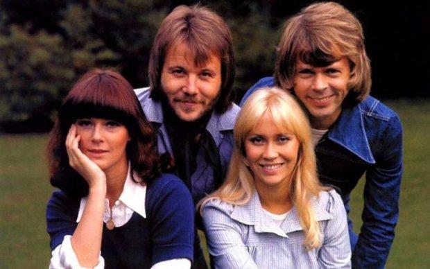 ABBA возвращается спустя 35 лет