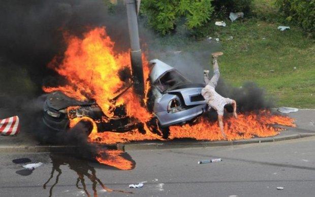 Голлівудський порятунок в Києві: стало відомо про долю водія