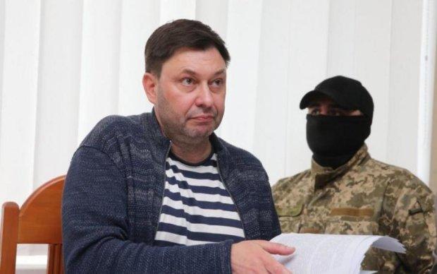 """Копи розповіли, що цінного вкрали у пропагандиста з """"РИА Новости"""""""