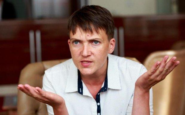 Золотий унітаз і не сниться: Савченко розповіла про свої походи до туалету