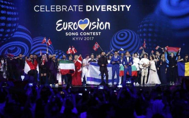 """""""Слава Україні"""" Литви викликало фурор на Євробаченні"""