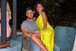 Михаил Заливако и Анна Богдан, фото с Instagram