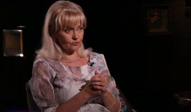 Ірина Фаріон, скріншот з відео