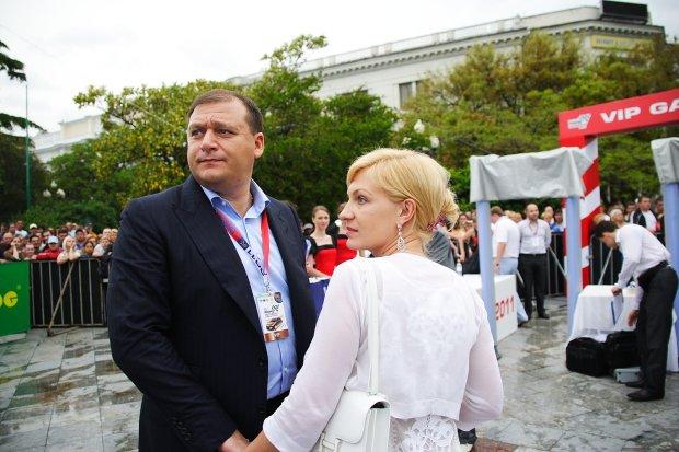 Михайло Добкін емоційно прокоментував своє включення до санкційного списку
