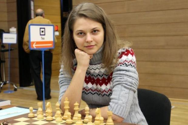 Украинскую шахматистку Музычук представили к ордену