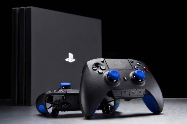 Sony PlayStation 5 показали живыми фото: консоль получит геймпад будущего