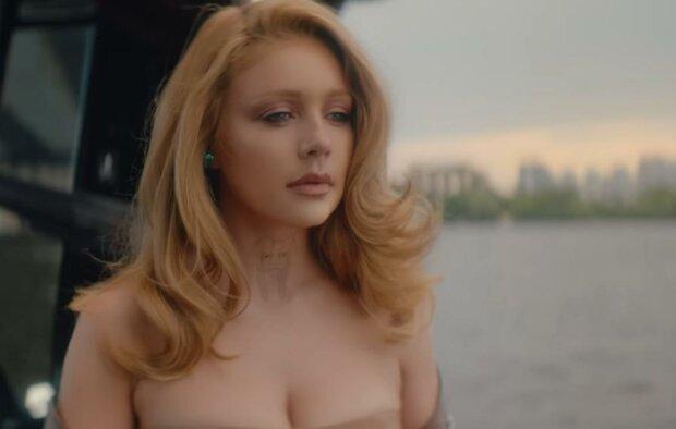 Тина Кароль, кадр с клипа