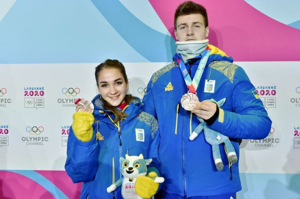 Фігуристи Софія Нестерова та Артем Даренский, facebook.com/olympicua