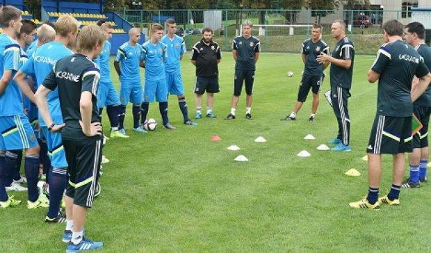 Юнацька збірна України пропустить турнір через отруєння футболістів