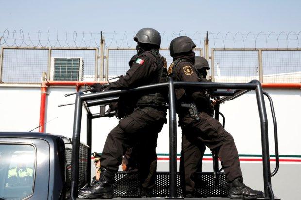 Стрілянина в Мексиці