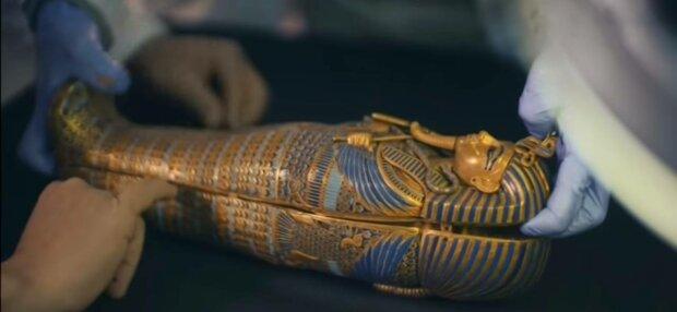 Гробниця, фото: скріншот з відео