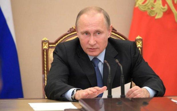 Карикатурист потролив слова Путіна про скасування санкцій
