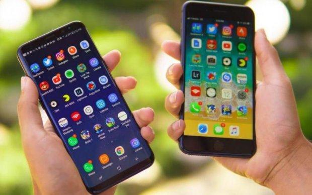 Хто крутіший: топові iPhone і Samsung порівняли на відео