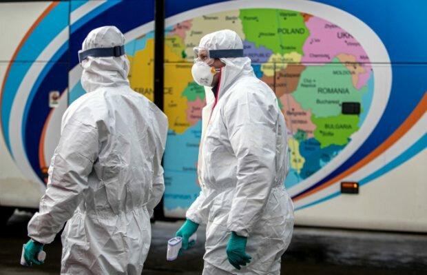 пандемія, ілюстративне фото: EPA/Vostock