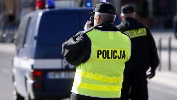 Полиция Польши, фото 24 канал