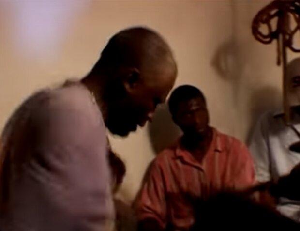 Ритуал вуду, скріншот відео