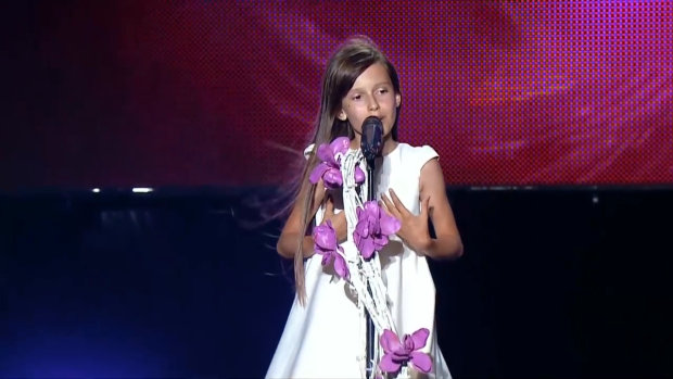 Євробачення- 2018: юна українка змусила суддів аплодувати стоячи, ви повинні це побачити, драйвове відео