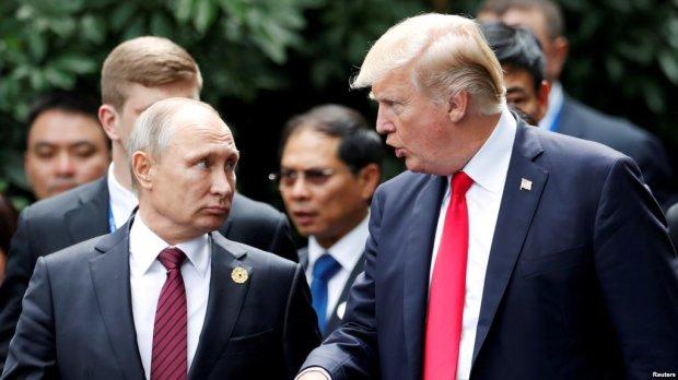 Вот и все: американские санкции отправили Россию в ад