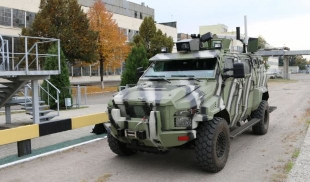 Армія отримає безпілотні КрАЗи