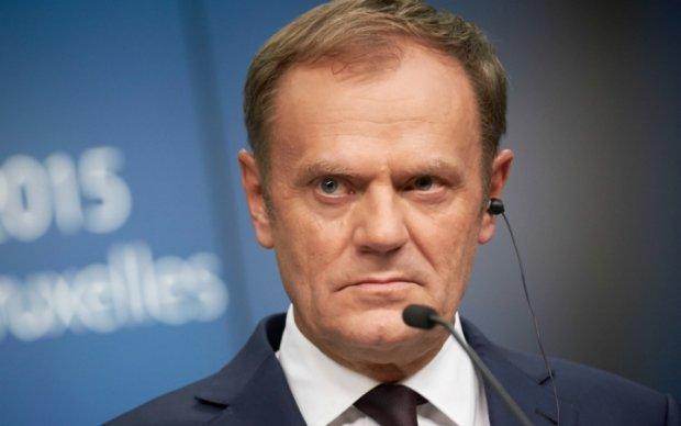 """Туск назвал """"самый безопасный"""" результат выборов во Франции"""