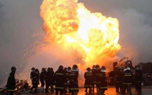 Хімзавод ризикує вибухнути через смертоносний ураган