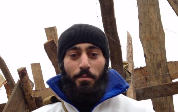 Сергій Нігоян, кадр з відео