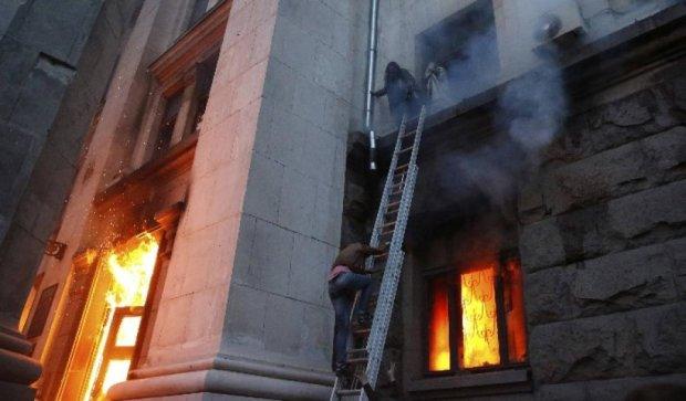 Упізнали останню жертву пожежі в одеському Будинку профспілок