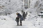Морозна зима, ілюстративне фото з вільних джерел