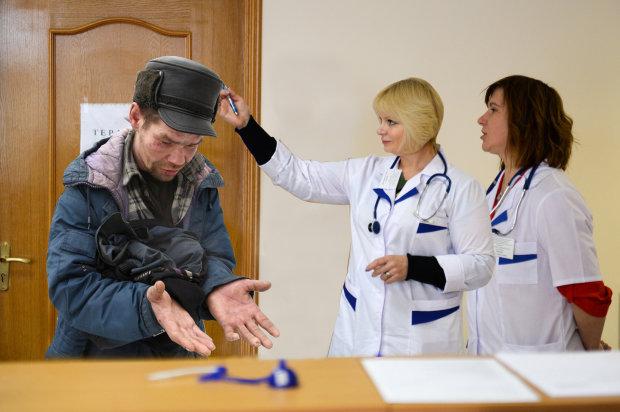 Для украинских бездомных появятся отдельные больничные палаты: подробности