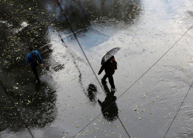 Погода на вихідні: Україну накриє циклон з дивним настроєм