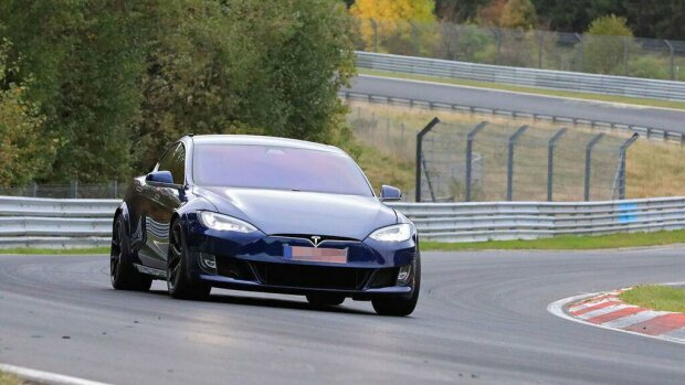 Tesla Model S Plaid, auto-motor-und-sport.de