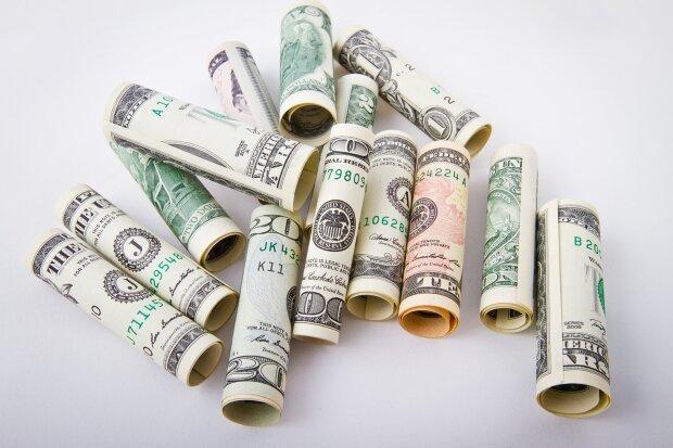 курс долара, фото Pxhere