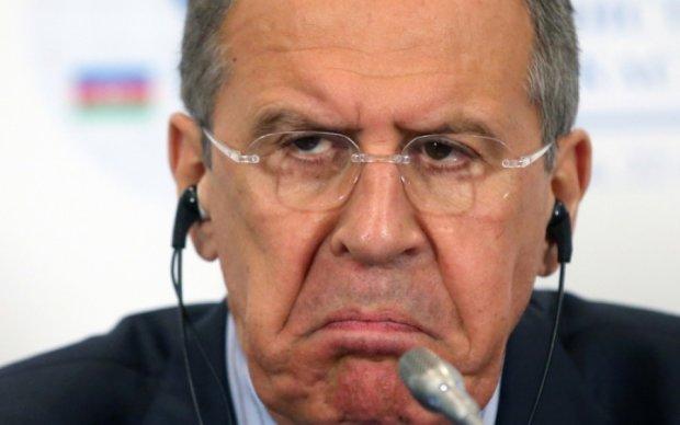 Тиллерсон огорчил Лаврова во время переговоров