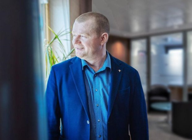 Макс Поляков, бизнесмен и филантроп